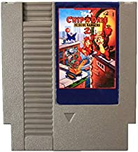 72 pin 8 bit game Chip n' Dale Rescue Rangers 2 72 Pins cartridge 8 Bit Game Card