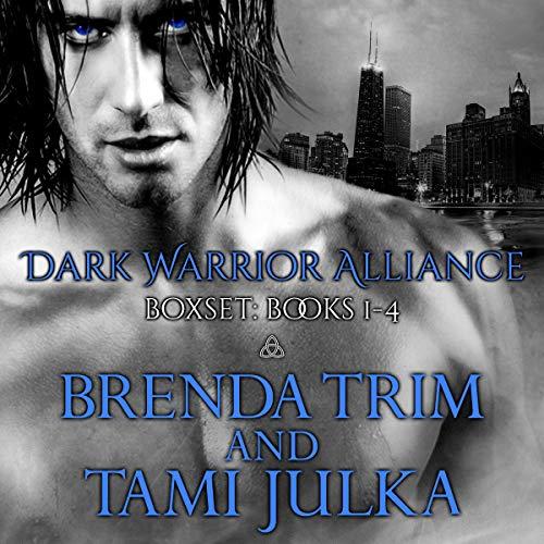 Dark Warrior Alliance Boxset cover art