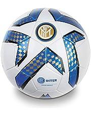 Mondo Toys piłka nożna F.C. Inter Pro - rozmiar 2 - 150 g - czarny/jasnoniebieski/biały - 13782