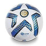 Mondo Toys  - Pallone da Calcio cucito F.C. Inter Pro - size 2 - 150 g - Colore nero/azzurro/bianco - 13782
