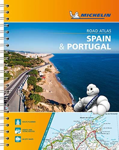 Spain & Portugal. Road atlas 1:400.000 [Lingua Inglese]