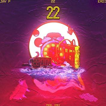 22 (feat. EMDI)