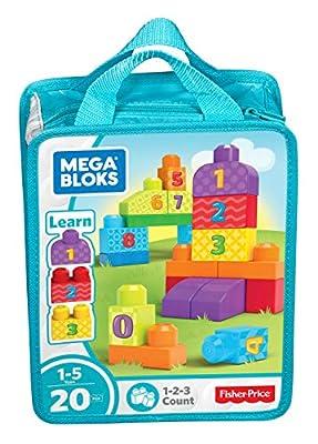 Mega Bloks First Builders ABC Spell