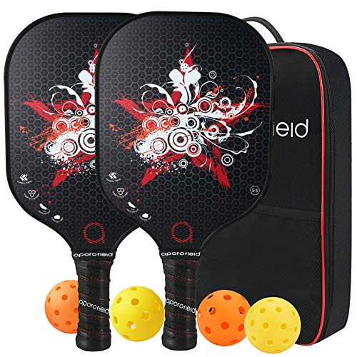 Pickleball Paddles Set by Aporofield review