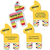 Drink If Game - Cinco de Mayo - Mexican Fiesta Party Game - 24 Count