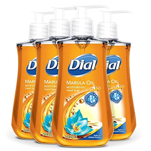 4-Pack 7.5-Oz Dial Liquid Hand Soap (Marula Oil) $3.92 + Free Shipping w/ Prime or on $25+