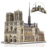 Puzzle 3D Notre Dame de Paris