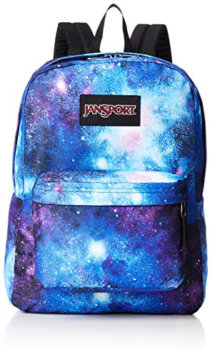 JanSport Black Label Superbreak Backpack - Lightweight School Bag | Deep Space