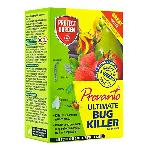 Provanto 86600245 Ultimate Bug Killer, Insecticide Protects For up to Four...