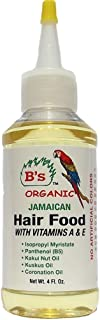 B's Jamaican Organic Hair Food