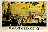 Froy City Heidelberg Via Harwich Twice A Day Wand