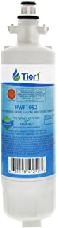 Tier1 Replacement for LG LT700P, ADQ36006101, ADQ36006102, Kenmore 46-9690, 469690 Refrigerator Water Filter