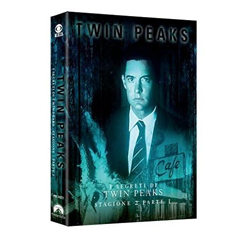 Twin Peaks Stg.2 Pt.1 (Box 3 Dvd)