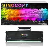 SinoCopy Black XXL Toner für Samsung MLT-D101S/ELS für Samsung ML2160, ML2165, ML2165W, ML2168, SCX3405W, SCX3405FW, SCX3405F, SCX3405, SCX3400F, SCX300, SF760P