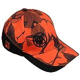 RWS, Berretto da caccia Blaze, di colore arancione, per battute di caccia