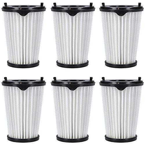 6x Filter für AEG CX7 und QX8 Staubsauger, Ersatz für HEPA-Filter AEF150, u.a. für Akkusauger Ergorapido CX7 Animal X Flexibility