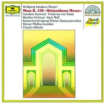 """Mozart: Missa solemnis K.139 """"Waisenhaus-Messe"""""""