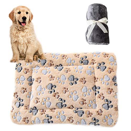JOOFFF Colchoneta Mascota Cama Perros Antideslizante,Cama Mascotas Lavable Perros Grandes Medianos Qequeños,Cojines Perros Suave-Y XL