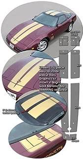 c5 corvette stripe kits