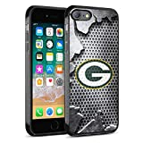 Packers iPhone 7 Case, Packers iPhone 8 Case Cover Personalized Slim Fit Shockproof Anti-Scratch Shell for iPhone 7/8 4.7 Inches