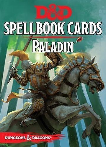 Dungeons & Dragons - Spellbook voitureds - PALADIN - GF973905 - Gale Force Nine by GaleForce Nine