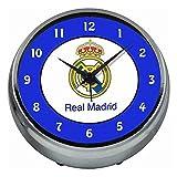 SEVA IMPORT Real Madrid Wecker, Unisex, Metallic, Einheitsgröße