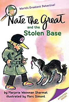 Nate the Great and the Stolen Base by [Marjorie Weinman Sharmat, Marc Simont]