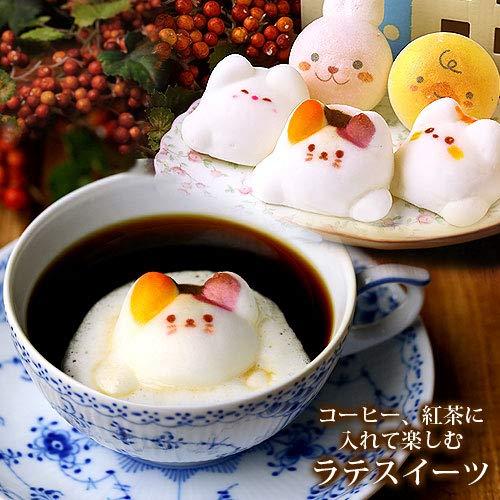 Latte ラテ マシュマロ ラテマル (動物っこセット5個入×2箱)
