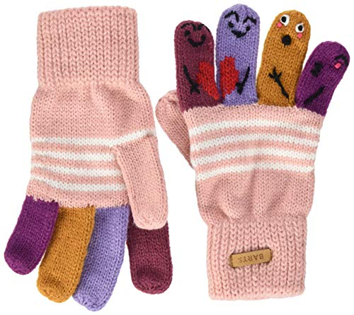 BARTS Puppet Gloves Guantes, Rosa (PINK 0008), 90 (Talla del fabricante: 3) para Niños