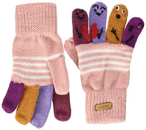Barts Puppet Gloves Guanti, Rosa (Pink 0008), 4 (Taglia Produttore:4) Bambino