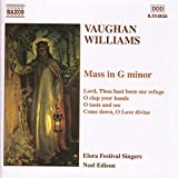 Songtexte von Ralph Vaughan Williams - Mass in G minor (Elora Festival Singers feat. conductor: Noel Edison, organist: Thomas Fitches)