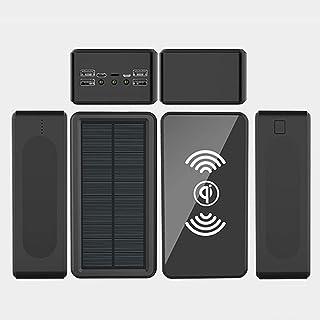 Portable charger solar power bank 50000mah/solar charger power bank/solar powered power bank/solar rechargeable power ban...