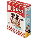 Nostalgic-Art 30325 Animal Club Dog Food, Tarro XL