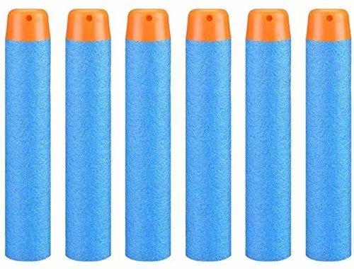 Tenflyer Ersatz-Dartpfeile für Nerf N-Strike Elite Mega Centurion Kinderspielzeug, 7,2 cm, 100 Stück