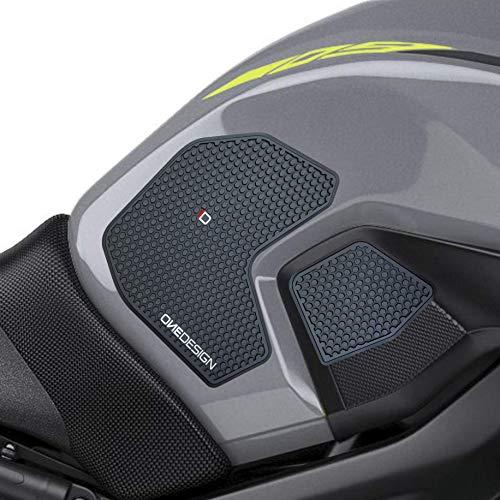 Schutzaufkleber für Yamaha MT-09 Schwarz