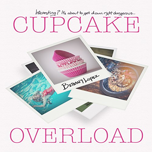 Cupcake Overload audiobook cover art
