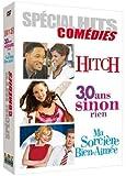Coffret Special Hits Comédie : Hitch / 30 ans sinon rien / Ma sorcière bien aimée...