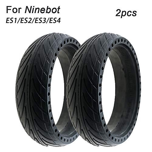 Flycoo2 Pneu Cellulaire pour Xiaom Ninebot ES1 ES2 ES3 ES4 Trottinettes électrique Scooter...