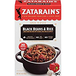 Zatarain's Zatarain's Black Beans & Rice Rice Dinner Mix, 7 oz