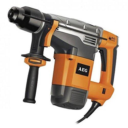 AEG Powertools 0000076martello combinato con potenza di 1200W–Sds-max–13J–AVS–Punta da 40mm