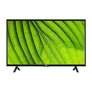 TCL 32D100 32-Inch 720p LED TV (2017 Model)