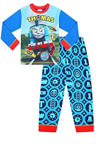 Thomas The Tank Engine Pijamas Azul Niños
