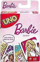 UNO バービー ウノ カードゲーム おもちゃ 新品 キャラクター ライセンス BARBIE