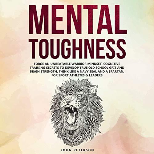 Mental Toughness audiobook cover art