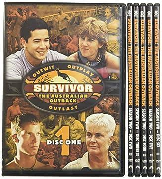 Survivor - The Australian Outback: The Complete Second Season