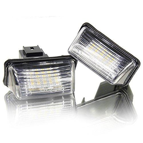 LED Kennzeichenbeleuchtung Canbus Module mit E-Zulassung V-032001