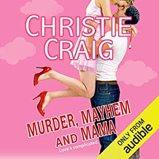 Murder, Mayhem and Mama audiobook cover art