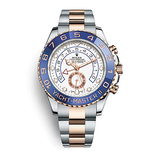 Rolex Yacht-Master II Two Tone / 116681-0002 / White Dial