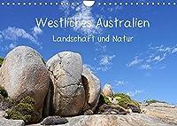 Westliches Australien - Landschaft und Natur (Wandkalender 2022 DIN A4 quer): Eine Reise durch die Landschaften im westlichen Australien (Monatskalender, 14 Seiten )