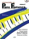 Iniciación al Piano Flamenco, Volumen II (metodo autodidacta)